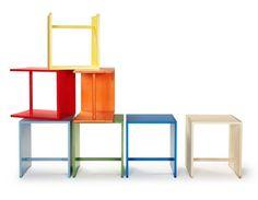 Ulmer Hocker designed by Max Bill  ab 178,00€.
