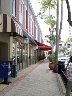 Downtown Clematis (West Palm Beach). Picture Yourself in Paradise at www.floridanest.com