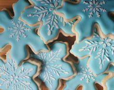 Winter ONEderland Decorated Sugar Cookies 1 by LaPetiteCookie