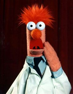 Beaker big noses big and jim henson - Beaker muppets quotes ...