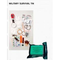 Kit De Supervivencia Militar BCB. Ahora en descuento.