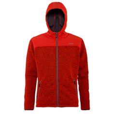 JEEP Outfitter -  MAN TRICOT FLEECE JACKET W/HOOD J4W