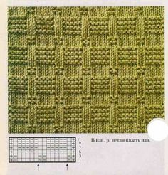 New Crochet Dishcloth Tutorial Blankets Ideas Cable Knitting Patterns, Knitting Stiches, Knitting Charts, Easy Knitting, Loom Knitting, Knit Patterns, Crochet Stitches, Stitch Patterns, How To Purl Knit