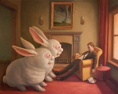 Too Much Bunny - Mark Bryan