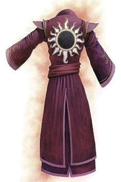 Robe Wizard (Purple)