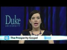 """Where did the """"prosperity gospel"""" theology come from? Kate Bowler shares a brief history w/ Lorna in this clip. Make sure to catch the full episode! Duke University, Full Episodes, History, Historia"""