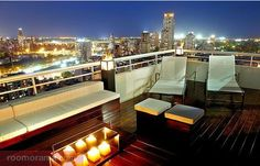 Luxurious penthouse vacation rental in Buenos Aires' most vibrant neighborhood. Check out that rooftop view!