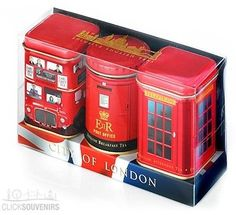City of London Tea Gift Set - http://mygourmetgifts.com/city-of-london-tea-gift-set/