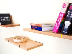 Pedro, Juan & Diego Shelving by Nueve Design Studio BAD EXECUTION, GOOD IDEA