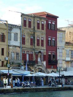 Chania,  Creta  Grecia