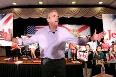 """Black Lives Matter activists interrupt Jeb Bush rally as supporters chant """"all lives matter"""""""