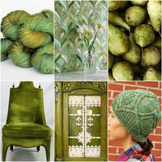 Mood Board Monday ~ SPROUT. Tanis Fiber Arts (03-21-2016)