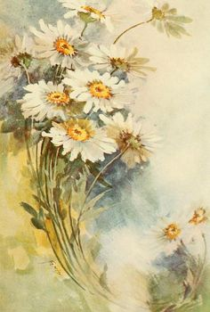 bumble button: Free Clip Art Of Pretty Floral Designs From Turn of the Century China Painting.