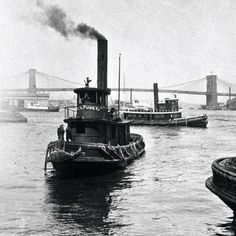 Old Tugboats Sea And Shore Pinterest Boating Tug Boats And Ships