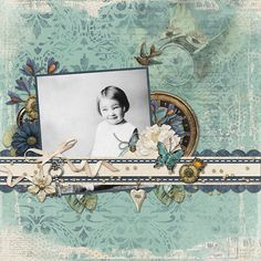 kimeric kreations: As Time Goes By - new this week & a beautiful cluster to share tonight!
