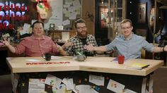 Known for their podcast 'My Brother, My Brother and Me,' the McElroy brothers premiere their TV show later this week. Expect ridiculousness.