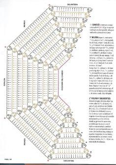Un chal con un punto … Ler mais. Belle Chal Granny au Crochet pour faire - Crochet et plus. Today I propose to you this excellent option of a Shawl crochet with schemes and video tutorial, if you h Poncho Au Crochet, Crochet Shawl Diagram, Crochet Cape, Crochet Diy, Crochet Shawls And Wraps, Crochet Collar, Crochet Scarves, Crochet Motif, Bolero Crochet