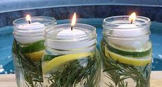 Put These Bug-Repelling Mason Jars Outside and You Might Not See a Mosquito All Summer Long – The Natural Home Remedies Pot Mason Diy, Mason Jar Crafts, Mason Jars, Pots Mason, Home Remedies, Natural Remedies, Trick 17, Keep Bugs Away, Insecticide