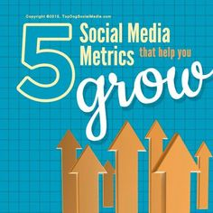 5 Social Media Metrics You Must Check Regularly To Grow