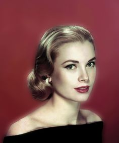 Princess Grace Kelly of Monaco