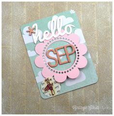 September Filler Cards   Pocket Scrapbooking