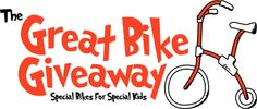 friendshipcircle.org does it again. contest giving away 18 bikes to special needs kids. starts 4/16/12! enter!