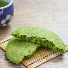 Single Serving Microwave Matcha Cookie - Kirbie's Cravings