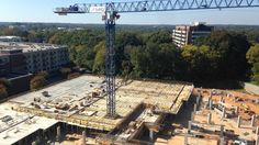 WBI's scope includes the construction of the cast-in-place foundations, walls, columns, and elevated decks which are encompassed in this five-story, 150,000 SF concrete structure. http://www.waynebrothers.com/portfolio/southpark-apartments/