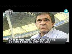 LUIS MIGUEL ARCONADA. Recuerdos de su etapa como futbolista en el programa Punto Pelota
