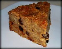 Island Bites: Budín Puertorriqueño (Puerto Rican Bread Pudding)