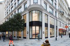 Apple Kärntner Straße, realizarála apertura este sábado24 de febrero, de su primera tienda de Apple en Austria, abrirá el horario de la apertura será9:30 a.m. Ubicado en la famosa calle comercia…