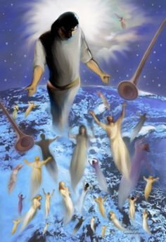 PROPHECY ARTICLES :: The Rapture Demonstration Holy Ghost Power Part 1