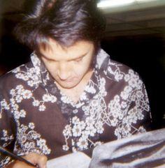 1970 7 31 at RCA studios parking lot