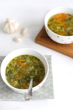 Snelle kippensoep A Food, Food And Drink, Soup Recipes, Healthy Recipes, Palak Paneer, Food To Make, Dinner, Ethnic Recipes, Site