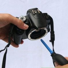 tips on cleaning cameras and lenses