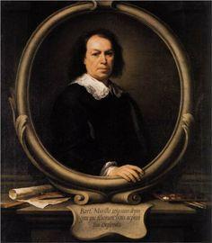 Self portrait - Bartolome Esteban Murillo