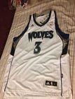 For Sale - NWT Brandon Roy #3 Minnesota Timberwolves White Home Size L Swingman Men Jersey - http://sprtz.us/WolvesEBay
