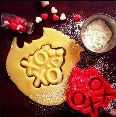 Cortador de Biscoito Xoxô Love Coração
