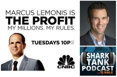 Marcus Lemonis 2.0 - The Profit is Back in Tank! | Shark Tank Podcast
