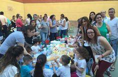 Celebrada una jornada de convivencia familiar en el colegio Juan Ramón Jiménez - 45600mgzn
