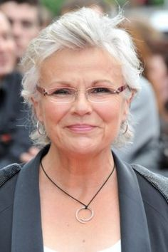 Julie Walters: I am beyond in love with this woman! She is so amazing!