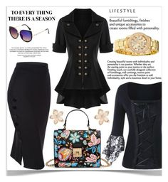 """""""Beauty for the eyes"""" by kiveric-damira ❤ liked on Polyvore"""