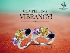 Celebrate Women's day by gifting this magnificent ring to the amazing woman in your life!! #CelebrateLove #Orchid #GiftForHer #OneOfAKind
