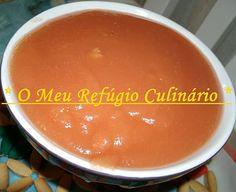 """""""O Meu Refúgio Culinário!"""": Marmelada e Geleia de Marmelo com Açúcar Gelificante - FussionCook"""
