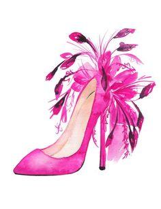 ~Pink Shoe