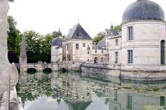 Tanlay Castle, Burgundy, France