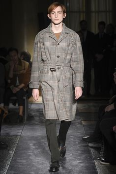 Boglioli Fall 2016 Menswear Fashion Show