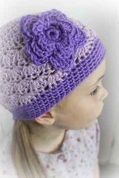 pretty little girls hat: