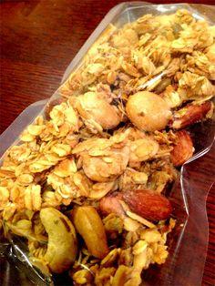 Nuts Granola