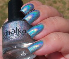 The Clockwise Nail Polish: Shaka Sky